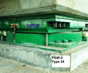 Pot bearings (6)